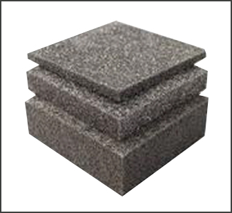Foundation Isolation Materials